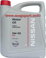 купить Масло моторное Nissan 5W-30 DPF 5L (5W30) в Кишинёве
