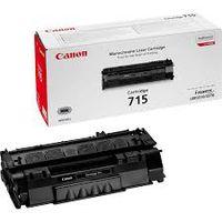 Laser Cartridge Canon 715, black, (HP Q7553A)