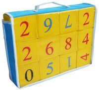 Кубик 12 шт. Математика арт. 20378