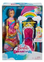 Barbie Chair Dreamtopia (FJD06)