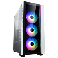 Корпус ATX Deepcool MATREXX 55 V3 ADD-RGB 3F White