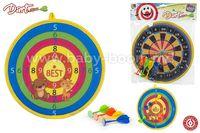 Color Baby 24664 Игра Дартс на липучке