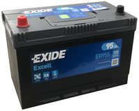 **АКБ Exide  EXCELL 12V 95Ah 720EN 306x173x222 +/-, EB955