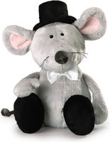 Nici Mouse Just married Grey 36755