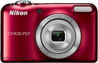Фотоаппарат цифровой Nikon Coolpix L31 Red