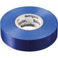 """Изолента синяя """"Navigator"""" серии NIT"""