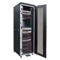 "19"" 42U NC8842, Standard Rack Metal Cabinet 800-800-2000"