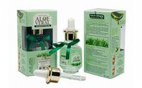 Гель-сыворотка для лица Wokali Aloe 40мл
