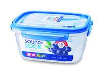 Емкость пищевая Soundlock 1.5l, 20X15cm