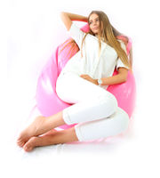 Because - Pink – Clasic Bean Bag