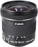 Obiectiv Canon EF-S 10-18mm f/4.5-5.6 IS STM