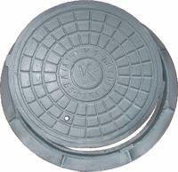 Люк чугунный dn.600 Тип Л А15 58 кг 1,5t (620х70х700)