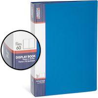 Birotic Express Папка с файлами BIROTIC Express А4, 60 файлов синяя