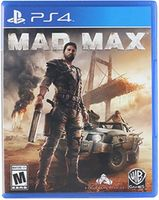 Gamedisc Mad Max for Playstation