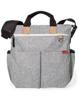 Skip Hop сумка для родителей Duo Signature Grey Melange