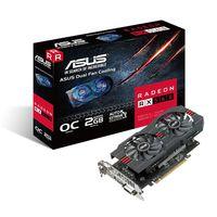 ASUS RX560-O2G, AMD Radeon RX560 2GB GDDR5, 128-bit