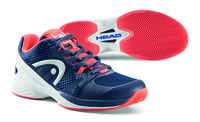 Кроссовки для тенниса HEAD Nzzzo Pro Clay WOMEN NVCO