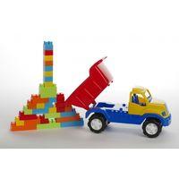 Burak Toys Грузовик  Лего малый