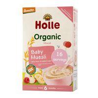 Мюсли с 6 месяцев Holle Organic, 250 г