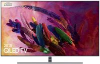 TV QLED Samsung QE55Q7FNAUXUA, Black