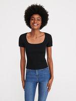 Блуза RESERVED Чёрный