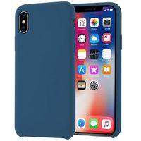 Чехол Senno Neo Full TPU Iphone X/XS ,Blue