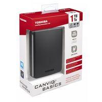 Toshiba Canvio Basics HDTB310EK3AA 1TB