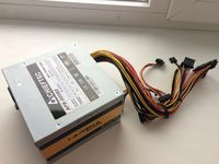 500W ATX Power supply Chieftec APB-500B8, 500W, ATX 12V 2.3, 120mm silent fan, <80%, Active PFC