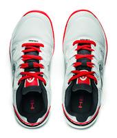 Кроссовки для тенниса HEAD Nzzzo Junior WHRD