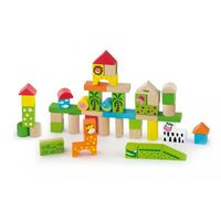Block Set - Zoo 50pcs