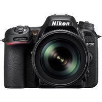 Зеркальная фотокамера NIKON D7500 Kit 18-105VR