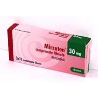 Mirzaten® comp. filmate 30mg N10x3