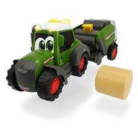 Dickie Трактор свет и звук Happy Fendt,30 см