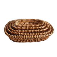 cumpără Set 5 coşuri ovale din salcie în Chișinău