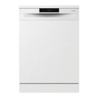 Посудомоечная машина Gorenje GS 62010 W, White