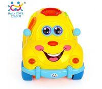 Huile Toys Машина с музыкой и светом