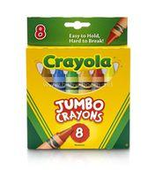 Crayola 80 Карандаши Jumbo (8 шт.)