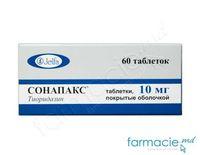 Sonapax drajeuri 10 mg  N60