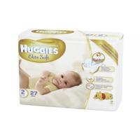 Scutece Huggies Elite Soft  2  (4-7 kg)  27 buc.