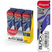 MAPED Грифель MAPED HB 0.7мм