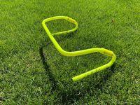 Барьер беговой с регулируемой высотой 15-30 см, Alvic, пластик (2504)