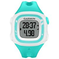 GARMIN Forerunner 15 - Small - Teal & White, 55x32, GPS