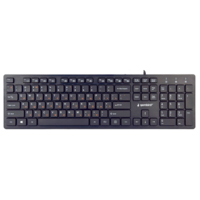 Клавиатура Gembird KB-MCH-03, Black