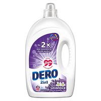 Жидкое моющее средство Dero 2в1 Лаванда и Жасмин, 4л.