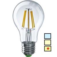 (F) Led лампа (6w) NLL-F-A60-6-230-2.7K-E27