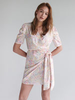 Платье MOHITO Цветной принт zz365
