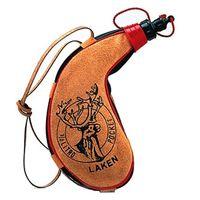 Кожаный бурдюк Leather Сanteen Kidney Shape PK