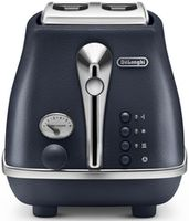 Тостер DeLonghi CTOE2103.BL Icona Elements