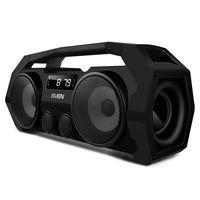 SVEN PS-465BL 18W, Black Bluetooth Portable Speaker