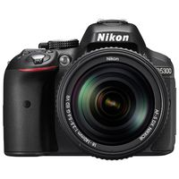 Зеркальная фотокамера NIKON D5300 KIT AF-S DX NIKKOR 18-140mm VR
